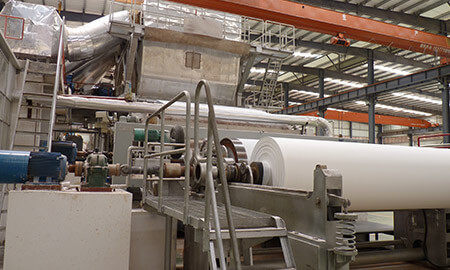 1092mm Paper Machine