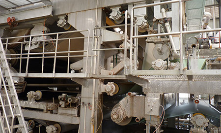1880mm Paper Machine