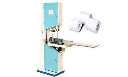 Reel Toilet Paper Cutting Machine